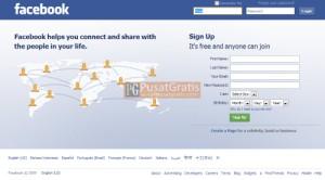 Facebook Berkembang Pesat