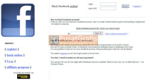 "Layanan Hack Facebook ""Scam"""