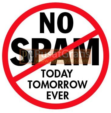 Spamming Internet Semakin Marak, Waspadalah !!