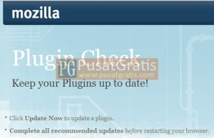 Mozilla Plugin Checker