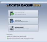 Ocster Backup Free