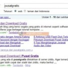 Catatan Blogger Seo Matre Ajib
