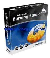Ashampoo Burning Studio 2010