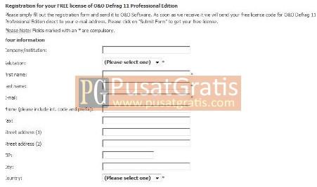 O&O Defrag 11 Professional Edition