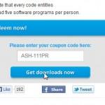 Masukkan Kode dan Klik Tombol Sesuai Gambar