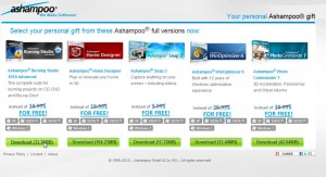 Download Software Ashampoo yang anda Inginkan