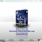 Download Alcohol 120% V5 Blue-Ray Full Version Gratis