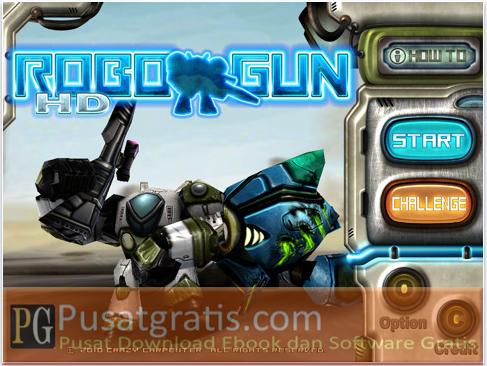 Game Battle RobotNGunHD Untuk iPad Kini Tersedia Gratis!