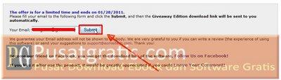 Masukkan Email Valid Anda sebelum 28 Januari 2011