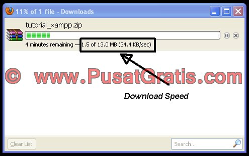 Cara Download Lewat Idm