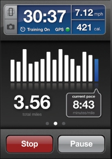 Runkeeper Pro untuk iPhone, iPad, iPod Touch dan Android