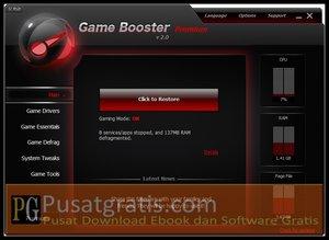 Mempercepat Game dengan Game Booster Premium 2