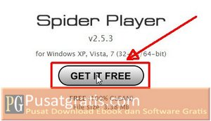 download Spider Player Pro