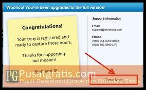 Chrometa 2.0 Full Version Sudah Terinstal Dengan Sempurna
