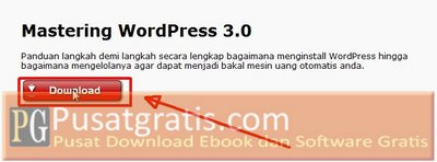 Download Ebook Gratis Tutorial Membuat Website dan Blog