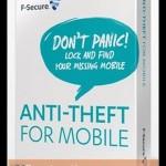 Lindungi HP anda Saat Hilang Atau Tercuri dengan F-Secure Anti-Theft Mobile