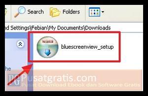 Cara Mengetahui Penyebab BlueScreen di Komputer Sobat