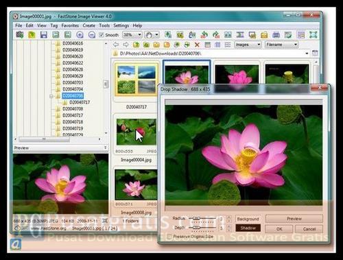 Melihat dan Mengedit Koleksi Foto dengan FastStone Image Viewer