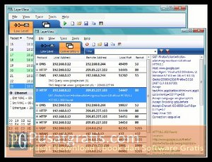 Memata-matai Pertukaran data di Network anda dengan LayerView Packet Sniffer