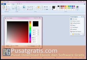 PickPick : Software Image Editor Gratis