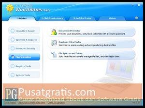 Percepat Komputer Anda dengan WinUtilities Professional Edition 9.97