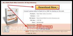 Download Raize Flash Video Converter