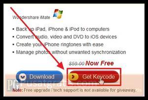 Get Keycode