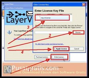 Aktifkan LayerView Packet Sniffer anda