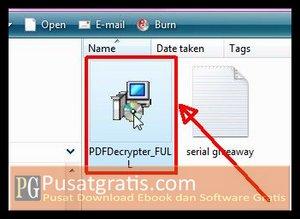Install PDF Decrypter Pro