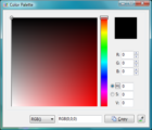 PickPick Color Palette