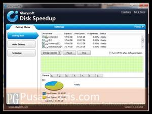 Disk SpeedUp : Software untuk Mendefrag Hard Disk Anda dengan Cepat!