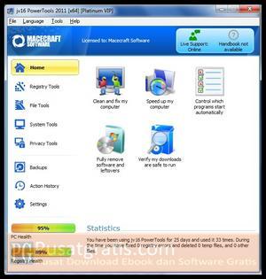 Dapatkan Lisensi jv16 PowerTools 2011 untuk Mempercepat Komputer Anda!