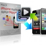 Transfer Content Antar iPad, iPhone, iPod dan Mac dengan MacX iPhone Mounter
