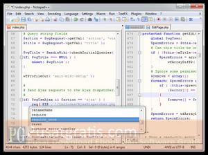 Notepad++ : Solusi Software Code Editor Gratis Bagi Coder dan Programmer