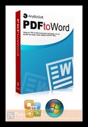 Convert File PDF ke Word dengan AnyBizSoft PDF to Word 3.0