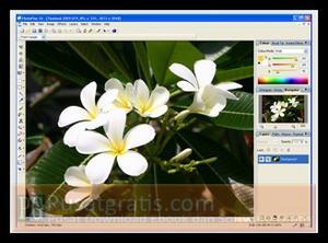 Mengedit Gambar dan Foto dengan PhotoPlus 10