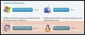 Download UMPlayer