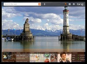 Aplikasi Bing for iPad telah dirilis!