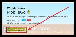 Download Wondershare MobileGo Android Manager