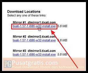 Download Tixati BitTorrent Client