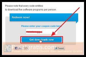 Klik Get Download Now untuk mendapatkan 5 Software Ashamppoo Senilai $104.95