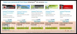 Download Software Ashampoo Gratis