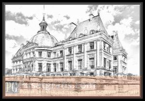 Hasil Lukisan dari FotoSketcher