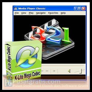 Memainkan Semua Jenis Audio dan Video dengan K-Lite Codec Pack