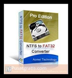 Cara Termudah Mengconvert NTFS ke FAT/FAT32 dan Sebaliknya dengan Aman!