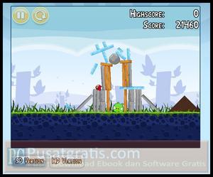 Mainkan Game Angry Birds Secara Online Melalui Browser Anda!