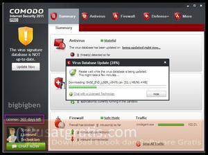 Dapatkan Lisensi Original Comodo Internet Security Pro 2011 selama 1 Tahun Penuh!