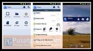 Membuat, mengedit dan mengupload dokumen dengan Google Docs Untuk Android