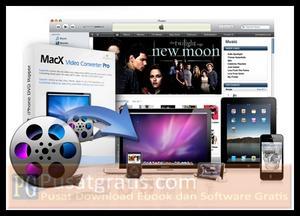 MacX Video Converter Pro 3.2.0 Digratiskan Hingga 2 Juni 2011!