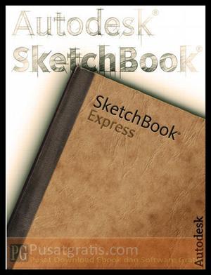 Menggambar Sketsa di iPad Anda dengan SketchBook Express